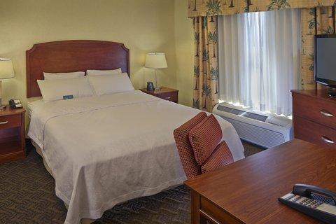 Homewood Suites by Hilton Daytona Beach SpeedwayAirport - King Suite