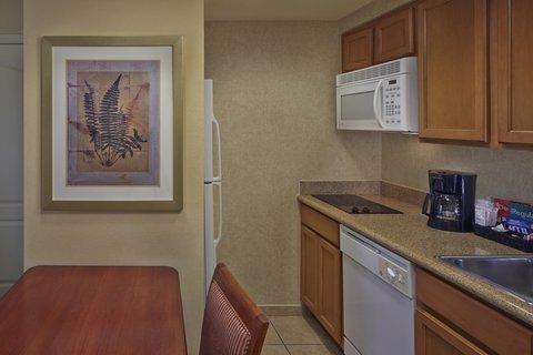 Homewood Suites by Hilton Daytona Beach SpeedwayAirport - Standard Kitchen