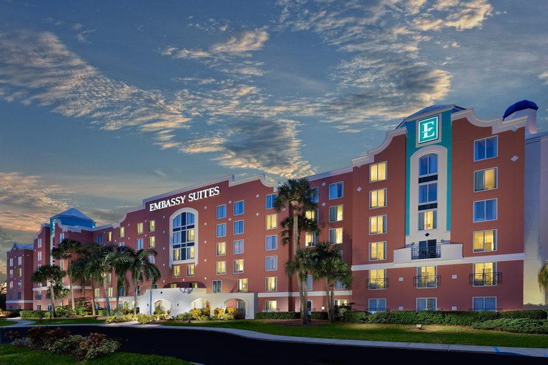 Embassy Suites Orlando - Lake Buena Vista Set udefra