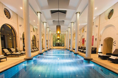 Terre Blanche Hotel Spa Golf - Spa Pool Night