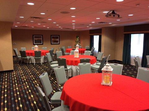 Hampton Inn Bridgeville - Bridgeville  PA Meeting Room