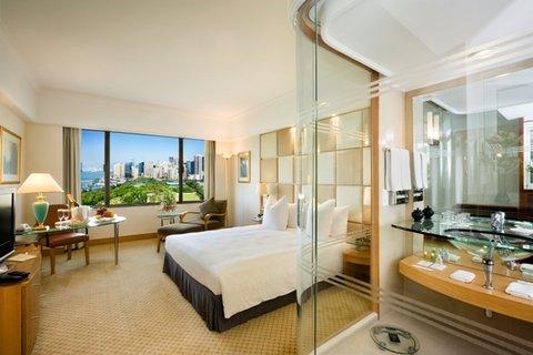 香港柏宁铂尔曼酒店 - Premier Deluxe Room