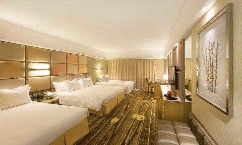 香港柏宁铂尔曼酒店 - Premier Family Room