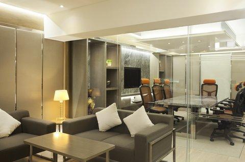 香港柏宁铂尔曼酒店 - Business Centre Conference Room