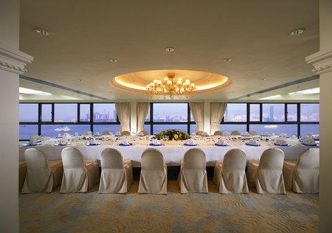 香港柏宁铂尔曼酒店 - Churchill Room Western Banquet set up