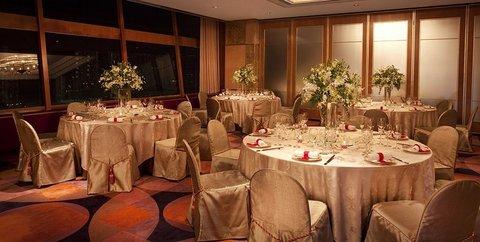 香港柏宁铂尔曼酒店 - Chinese Banquet set up at the function room