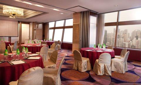香港柏宁铂尔曼酒店 - Cluster set up at the function room