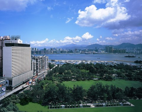香港柏宁铂尔曼酒店 - Exterior - The Park Lane Hong Kong a Pullman Hotel