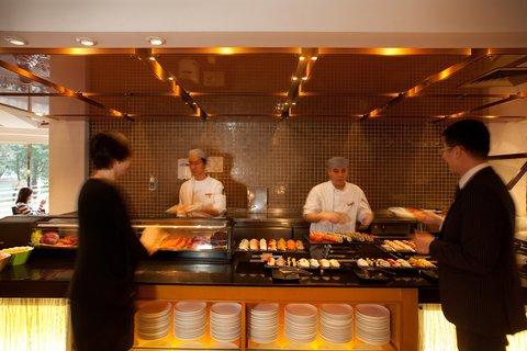 香港柏宁铂尔曼酒店 - Caf  One Sushi Bar