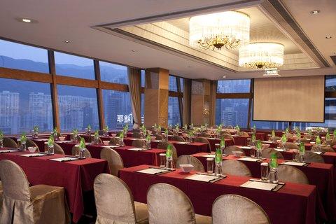 香港柏宁铂尔曼酒店 - Classroom set up at the function room