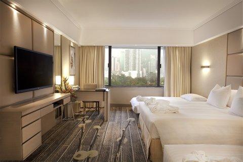 香港柏宁铂尔曼酒店 - Family Room