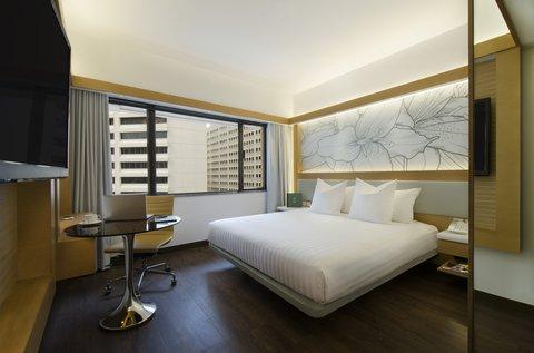 香港柏宁铂尔曼酒店 - Deluxe Room