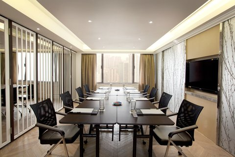 香港柏宁铂尔曼酒店 - Boardroom set up at the function room