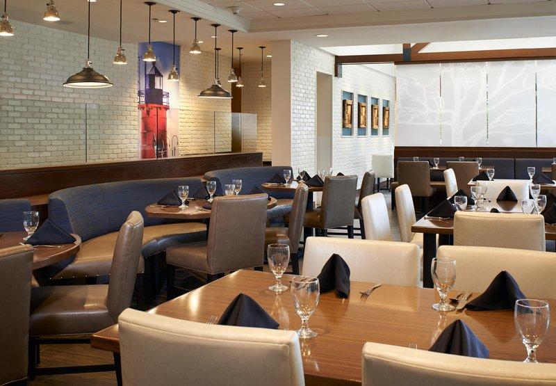 Marriott Detroit Airport Gastronomy