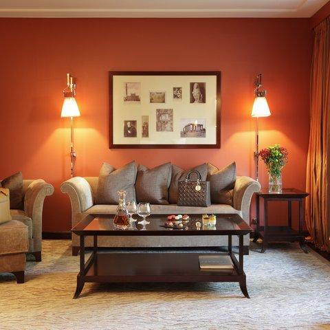 日内瓦香格里拉酒店及温泉 - Lake Suite