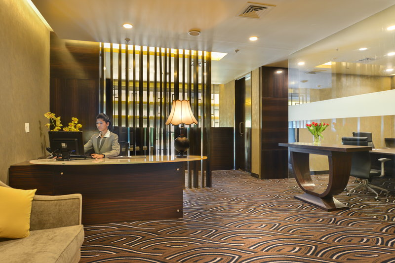 Crowne Plaza Ahmedabad City Centre Sonstiges