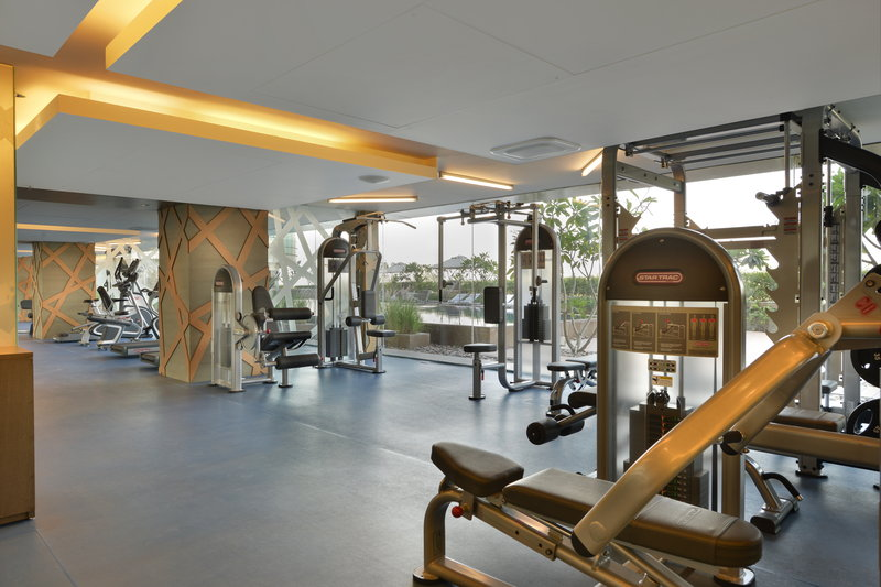 Crowne Plaza Ahmedabad City Centre Fitness Club