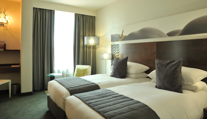 Crowne Plaza Johannesburg-The Rosebank Вид в номере
