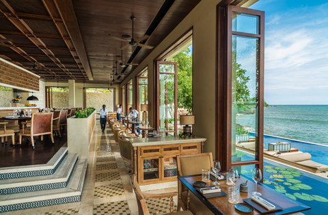 Four Seasons Resort Bali at Jimbaran Bay - Sundara Restaurant