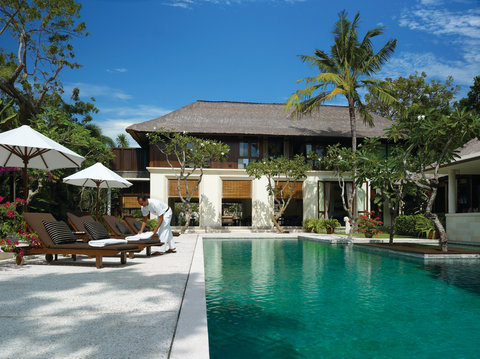 Four Seasons Resort Bali at Jimbaran Bay - Residence Villa