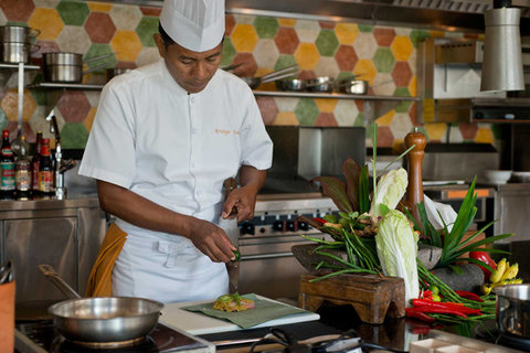 Four Seasons Resort Bali at Jimbaran Bay - Jimbaran Bay Cooking Academy