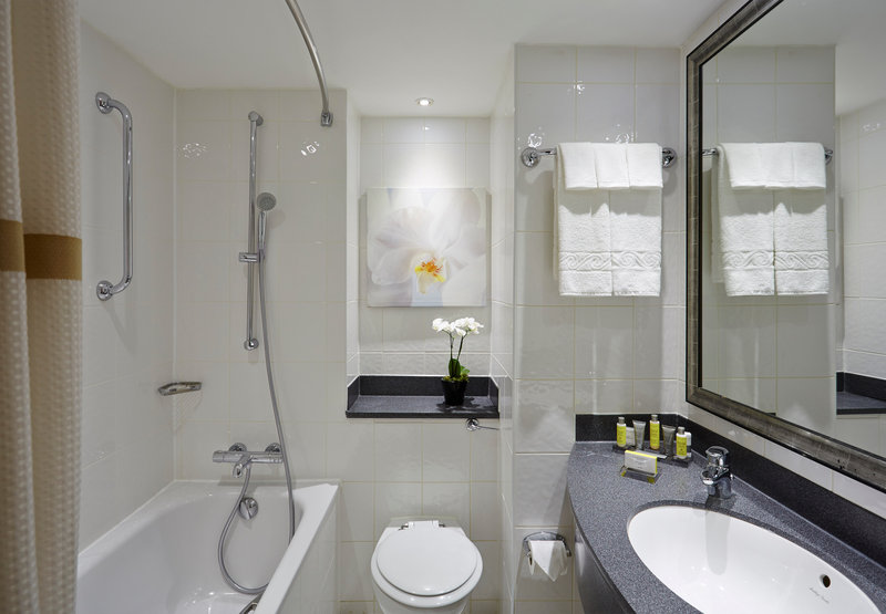 London Marriott Hotel Marble Arch Zimmeransicht