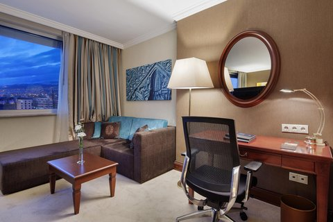 هيلتون قيصري - King Hilton Executive Room