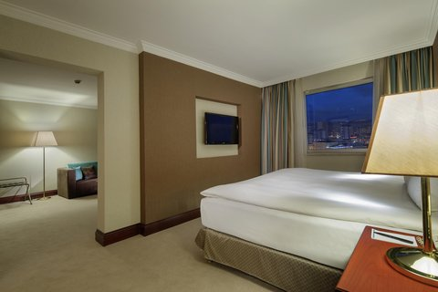 هيلتون قيصري - King Hilton Junior Suite General View