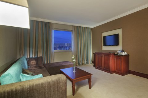 هيلتون قيصري - King Hilton Junior Suite Living Part