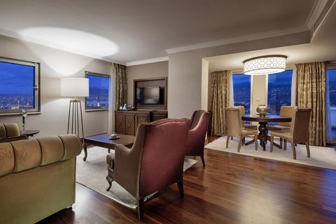 هيلتون قيصري - Terrace Suite General View