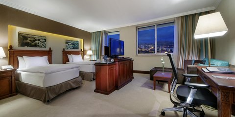 هيلتون قيصري - Twin Hilton Executive Room