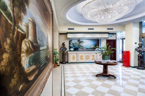 Hotel Internazionale - Hotel Internazionale Bologna Lobby
