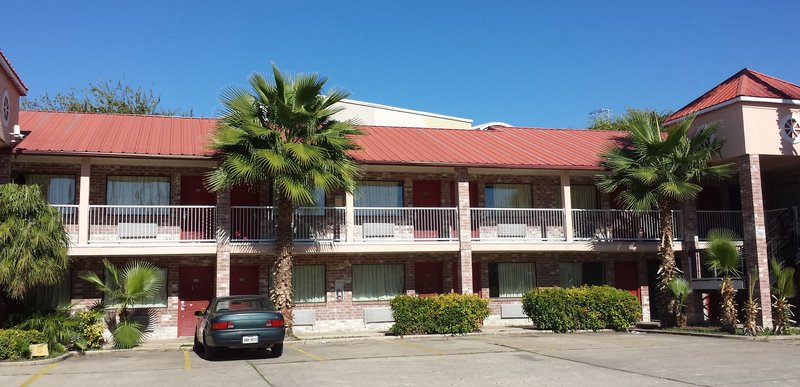 Americas Best Value Inn San Antonio Downtown Pohled zvenku
