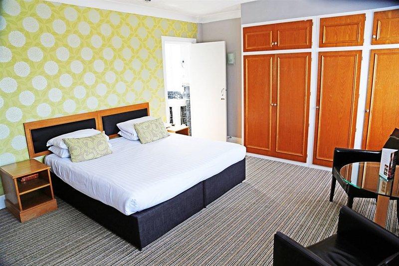 Cumberland Hotel Bournemouth Vista exterior