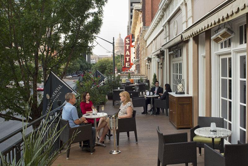 InterContinental STEPHEN F. AUSTIN Bar/lounge