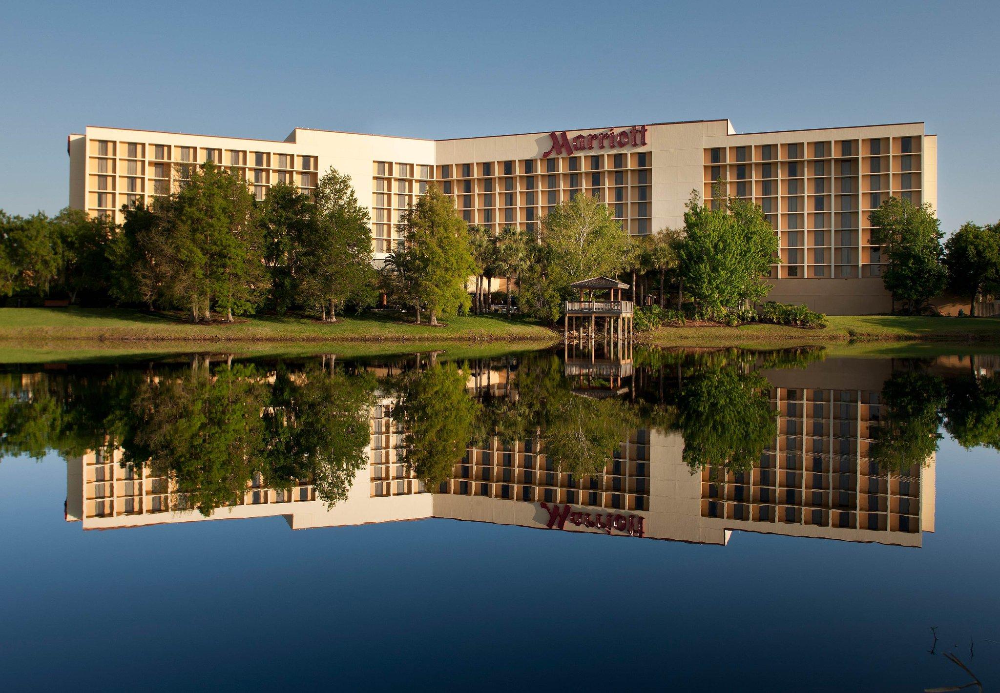 Orlando Airport Marriott Lakeside- First Class Orlando, FL Hotels ...