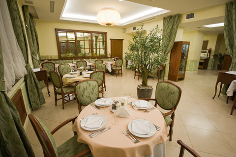 Park Hotel Kaluga - Restaurant