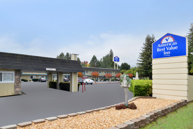 AMERICAS BEST VALUE INN UKIAH