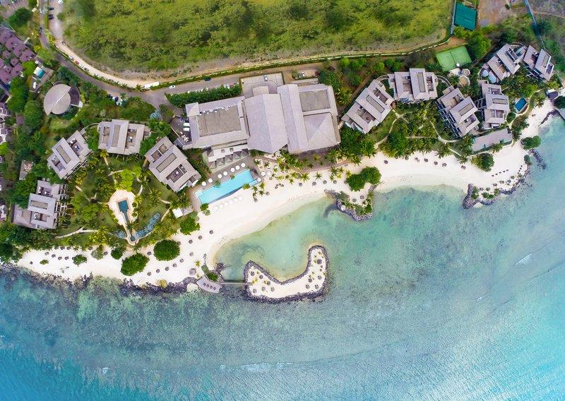 InterContinental Mauritius Resort Fasad