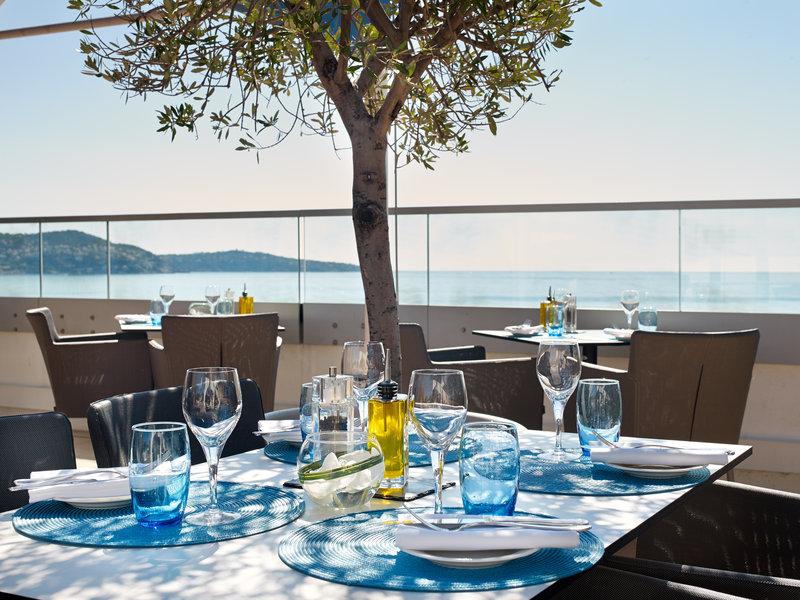 Radisson Blu Hotel Nice Étkezés