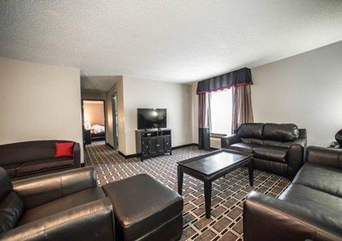 Comfort Suites Airport - Nashville, TN
