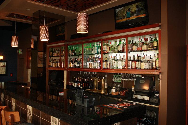 Holiday Inn Seattle Bar/Lounge