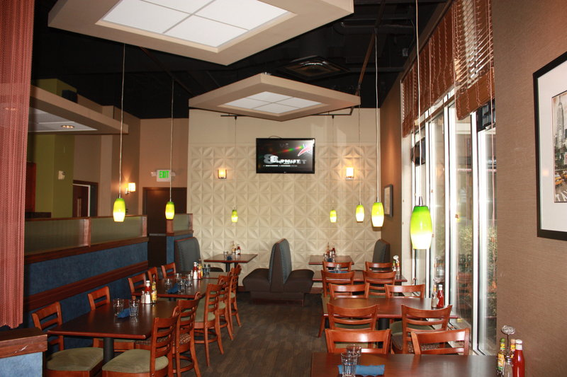 Holiday Inn Seattle Gastronomie