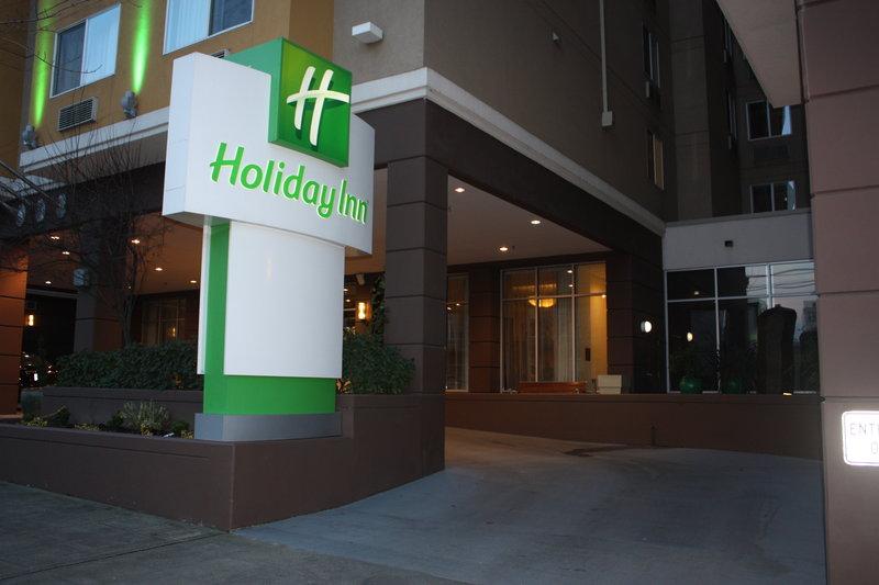 Holiday Inn Seattle Außenansicht