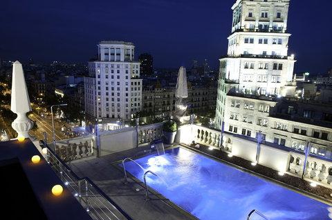 Avenida Palace - Piscina at Hotel Avenida Palace