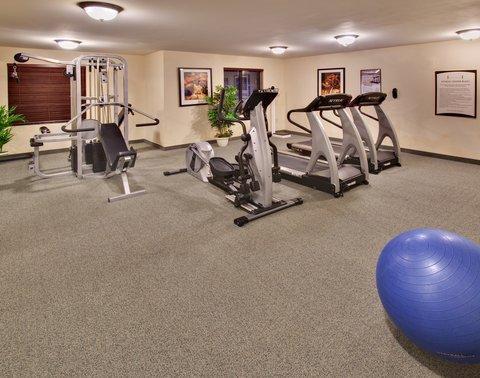 Staybridge Suites DAVENPORT - Davenport Staybridge Suites fitness center
