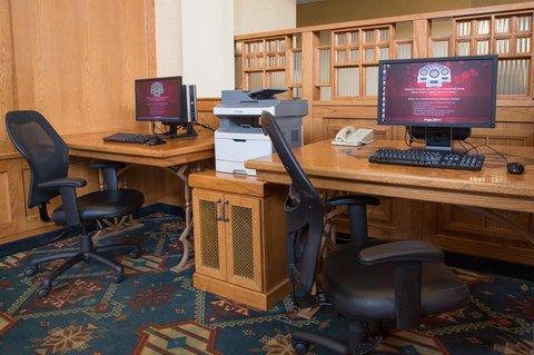 Drury Inn and Suites Albuquerque - 24-Hour Business Center