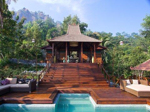 Villa Borobudur - Villa Menoreh
