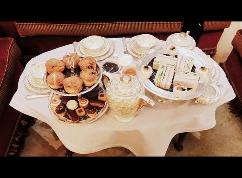 Hotel Palace - Afternoon Tea