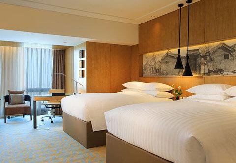 北京王府井大饭店 - Deluxe Double Double Guest Room